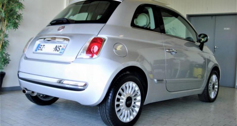 Fiat 500 500 II 1.2 8V 70ch LOUNGE BVM5 Gris occasion à UNGERSHEIM - photo n°4