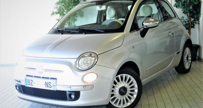 Fiat 500 500 II 1.2 8V 70ch LOUNGE BVM5 Gris occasion à UNGERSHEIM