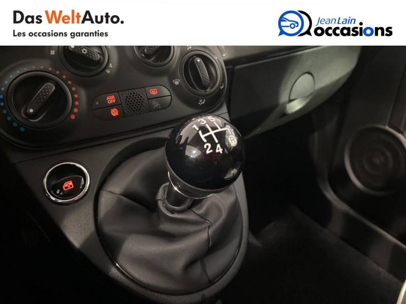Fiat 500 500C 1.2 69 ch Lounge 2p Gris occasion à Seynod - photo n°13