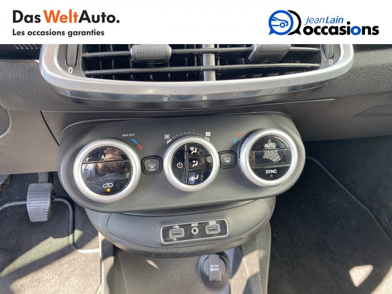 Fiat 500 500X 1.0 FireFly Turbo T3 120 ch Cross 5p Gris occasion à Annemasse - photo n°14