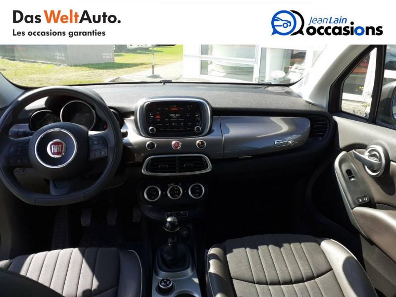 Fiat 500 500X 1.4 MultiAir 140 ch Lounge 5p Marron occasion à Tournon - photo n°18