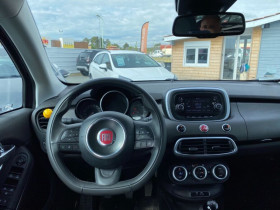 Fiat 500 500X 1.6 MULTIJET 120 CH CROSS+ Noir occasion à Biganos - photo n°2