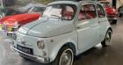 Fiat 500 D PORTES SUICIDE TOIT AMOVIBLE Bleu à SALINS-LES-BAINS 39