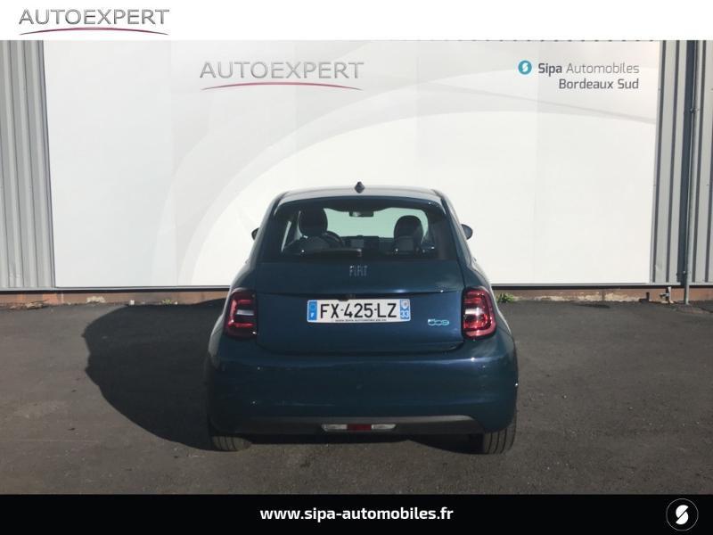 Fiat 500 e 118ch Icône  occasion à Villenave-d'Ornon - photo n°4