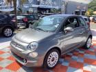 Fiat 500 Hybrid 1.0 BSG 70 DOLCEVITA Clim Auto Toit Pano. Radars Recu Gris à Lescure-d'Albigeois 81