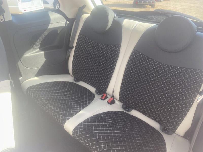 Fiat 500 Hybrid 1.0 BSG 70 DOLCEVITA Clim Auto Toit Pano. Radars Recu Blanc occasion à Toulouse - photo n°4