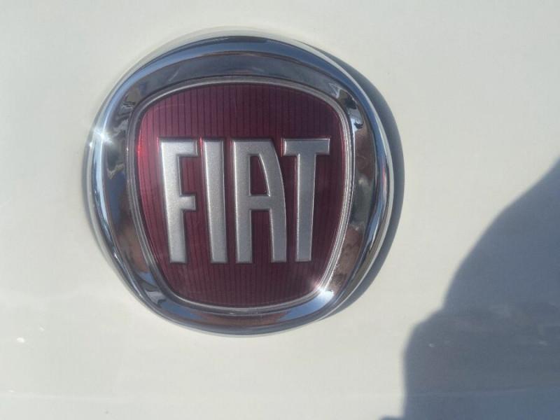 Fiat 500 Hybrid 1.0 BSG 70 DOLCEVITA Clim Auto Toit Pano. Radars Recu Blanc occasion à Toulouse - photo n°18