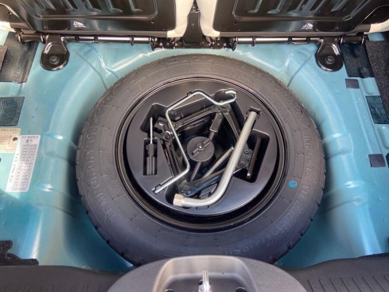 Fiat 500 Hybrid 1.0 BSG 70 DOLCEVITA Clim Auto Toit Pano. Radars Recu Bleu occasion à Montauban - photo n°8