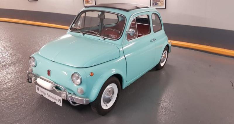 Fiat 500 L Bleu occasion à Neuilly-sur-Seine