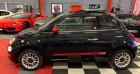 Fiat 500 ROSSO AMORE 1.2 69cv TOIT OUVRANT Noir à Brie-Comte-Robert 77