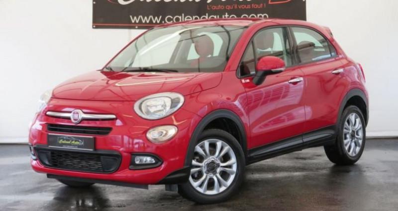 Fiat 500 x 1.6 multijet 120 popstar 4x2 Rouge occasion à VILLE LA GRAND