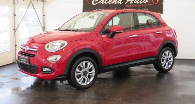 Fiat 500 x 1.6 multijet 120 popstar 4x2 Rouge occasion à VILLE LA GRAND - photo n°2