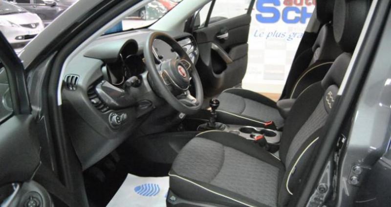 Fiat 500 X CITY CROSS 1.6 MJET 120ch 1Main  occasion à HAGUENEAU - photo n°6