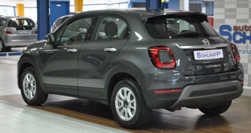 Fiat 500 X CITY CROSS 1.6 MJET 120ch 1Main  occasion à HAGUENEAU - photo n°2