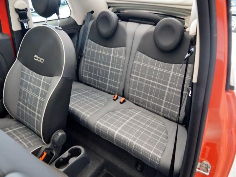 Fiat 500C 1.3 Multijet Lounge  occasion à Beaupuy - photo n°5