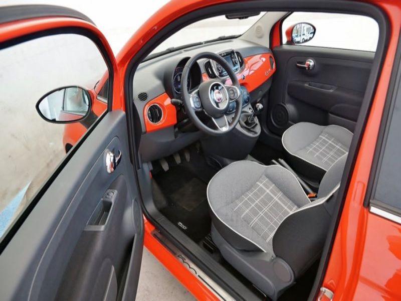 Fiat 500C 1.3 Multijet Lounge  occasion à Beaupuy - photo n°4