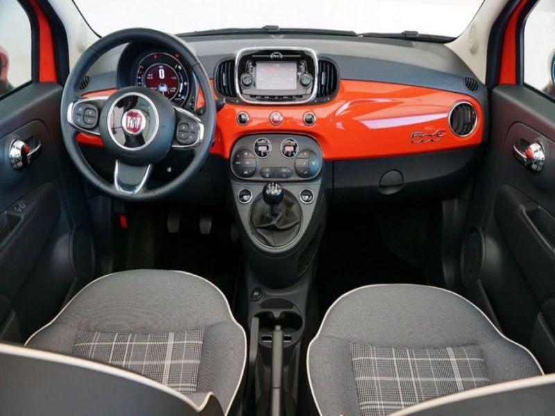 Fiat 500C 1.3 Multijet Lounge  occasion à Beaupuy - photo n°2