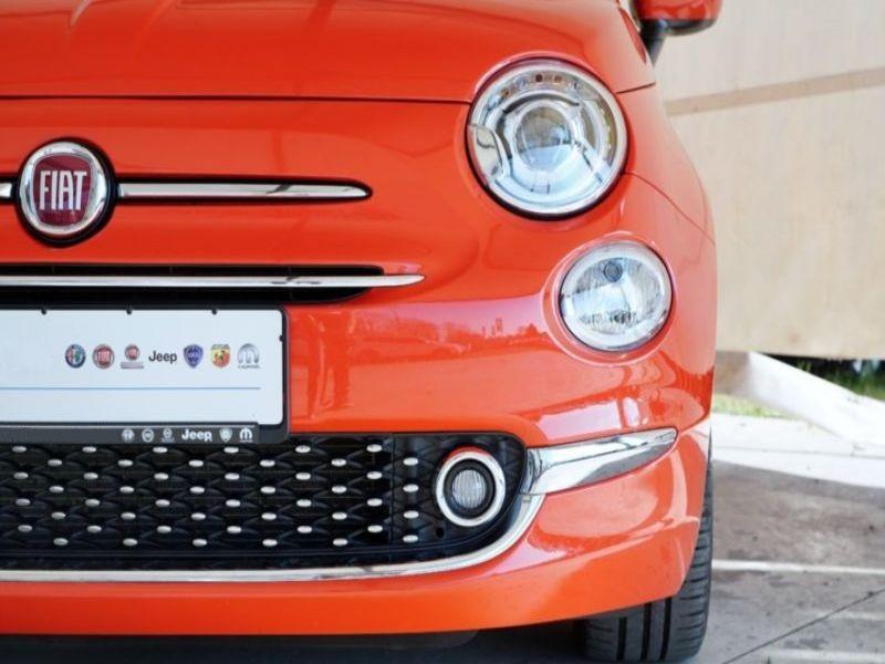 Fiat 500C 1.3 Multijet Lounge  occasion à Beaupuy - photo n°8