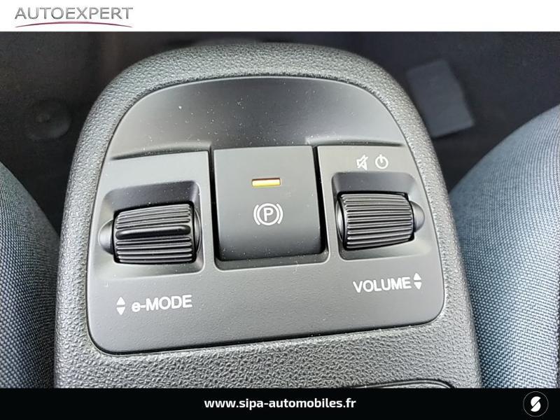 Fiat 500C e 118ch France Edition Noir occasion à Villenave-d'Ornon - photo n°14
