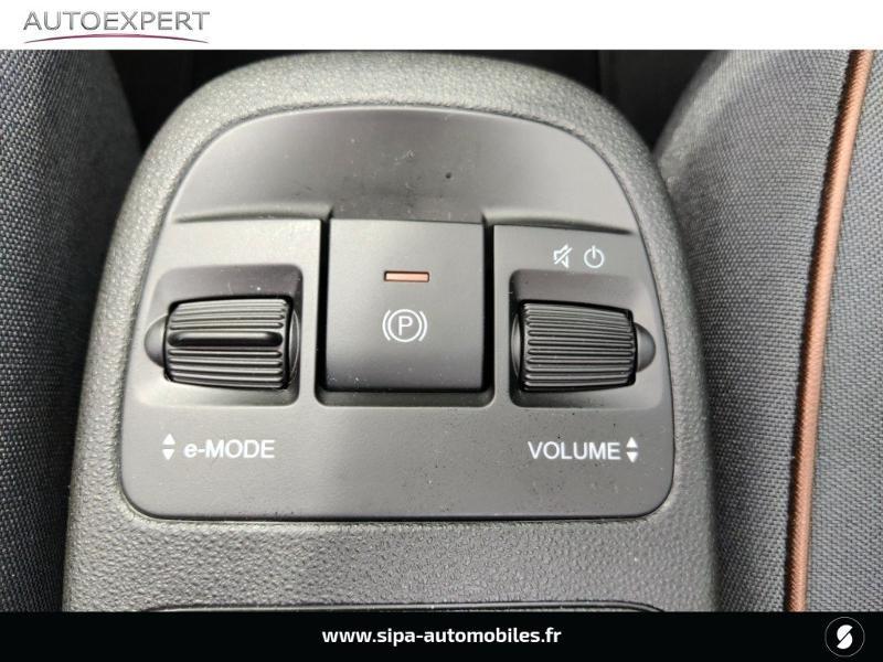 Fiat 500C e 118ch Icône Plus Gris occasion à Villenave-d'Ornon - photo n°12