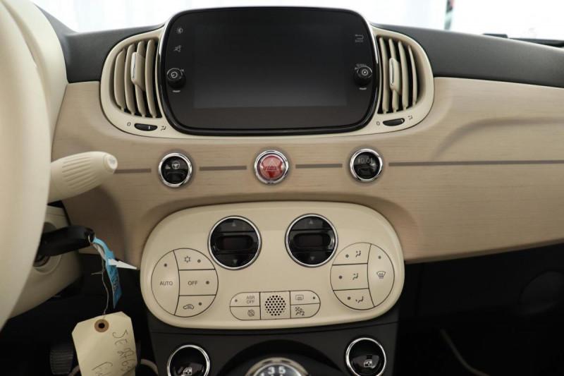 Fiat 500C SERIE 8 EURO 6D-TEMP 1.0 70 ch Hybride BSG S/S Dolcevita Hyb  occasion à Toulouse - photo n°11