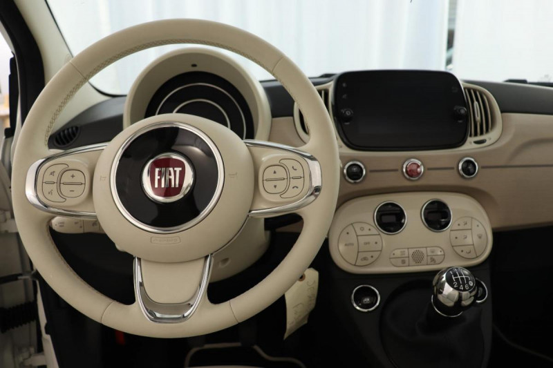 Fiat 500C SERIE 8 EURO 6D-TEMP 1.0 70 ch Hybride BSG S/S Dolcevita Hyb  occasion à Toulouse - photo n°4