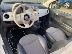 Fiat 500C TWIN AIR LOUNGE Blanc occasion à Castelmaurou - photo n°3
