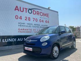 Fiat 500L Bleu, garage AUTODROME à Marseille 10