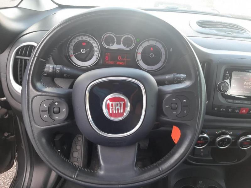 Fiat 500L BUSINESS 1.3 Multijet 16V 85 ch S/S Lounge PM Bicolor  occasion à La Garde - photo n°11