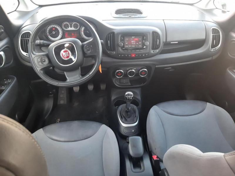 Fiat 500L BUSINESS 1.3 Multijet 16V 85 ch S/S Lounge PM Bicolor  occasion à La Garde - photo n°4