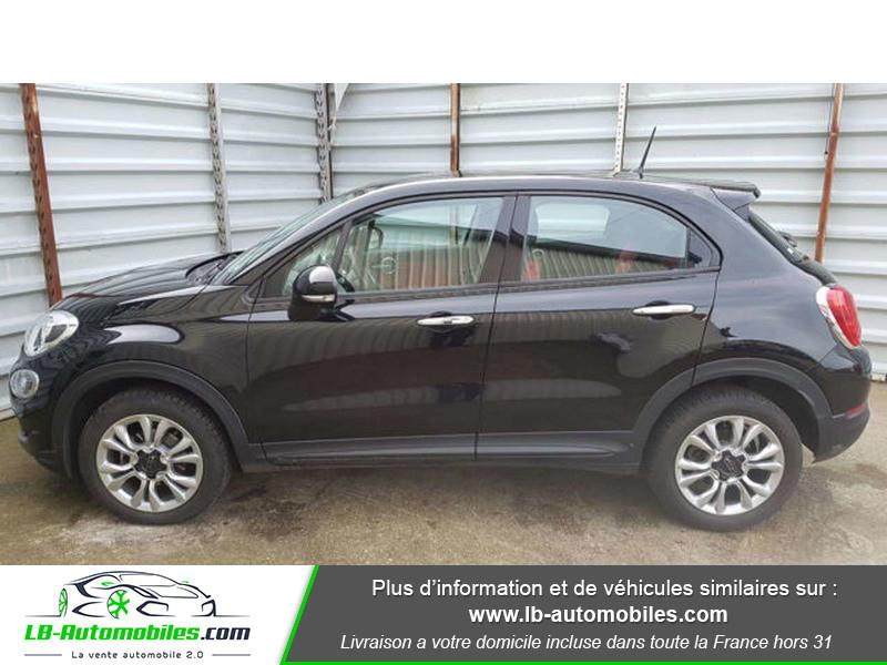 Fiat 500X 1.4 140 ch Noir occasion à Beaupuy - photo n°4
