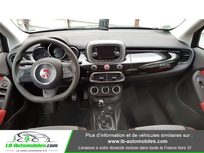 Fiat 500X 1.4 140 ch Noir occasion à Beaupuy - photo n°2