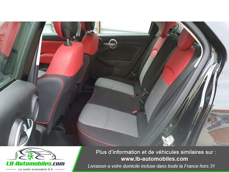 Fiat 500X 1.4 140 ch Noir occasion à Beaupuy - photo n°6