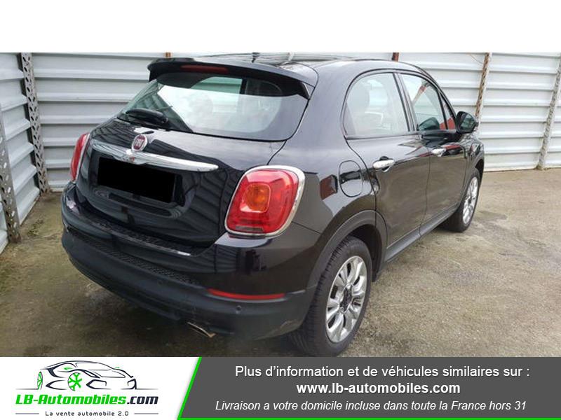 Fiat 500X 1.4 140 ch Noir occasion à Beaupuy - photo n°3