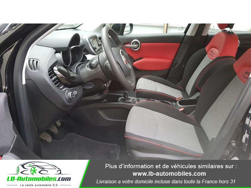 Fiat 500X 1.4 140 ch Noir occasion à Beaupuy - photo n°5
