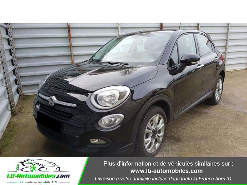 Fiat 500X 1.4 140 ch Noir occasion à Beaupuy