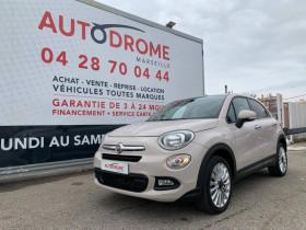 Fiat 500X Argent, garage AUTODROME à Marseille 10