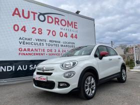 Fiat 500X Blanc, garage AUTODROME à Marseille 10
