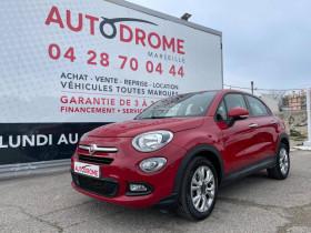 Fiat 500X Rouge, garage AUTODROME à Marseille 10
