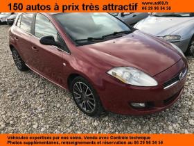 Fiat Bravo Rouge, garage VOITURE PAS CHERE RHONE ALPES à Saint-Bonnet-de-Mure