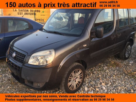 Fiat Doblo Gris, garage VOITURE PAS CHERE RHONE ALPES à Saint-Bonnet-de-Mure