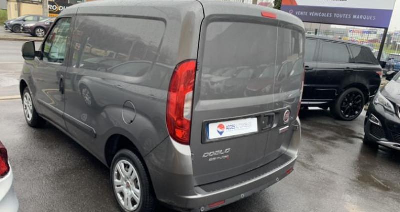 Fiat Doblo 1,3 MJET 95 PACK PRO 8240 ? HT Gris occasion à HERBLAY - photo n°4