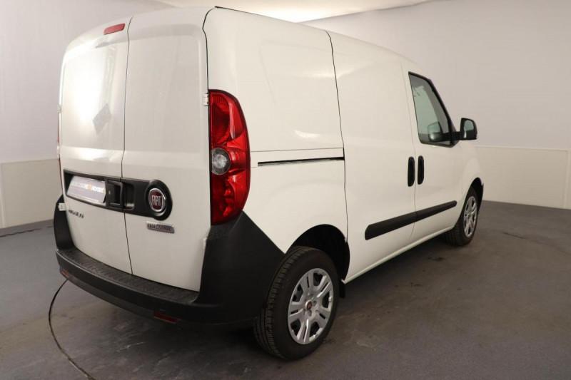 Fiat Doblo CARGO EURO 6D-TEMP FT 1.6 MULTIJET 105 PACK Blanc occasion à Tourville-la-Rivière - photo n°3