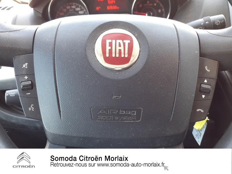 Fiat Ducato 3.0 MH2 2.3 Multijet 16v 130ch Pack Professional Blanc occasion à MORLAIX - photo n°20