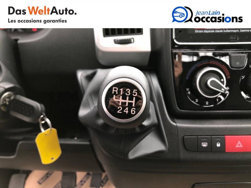 Fiat Ducato DUCATO CC MAXI 3.5 M 2.3 MJT 140 PACK 2p Blanc occasion à La Motte-Servolex - photo n°13