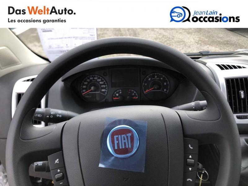 Fiat Ducato DUCATO CC MAXI 3.5 M 2.3 MJT 140 PACK 2p Blanc occasion à La Motte-Servolex - photo n°12