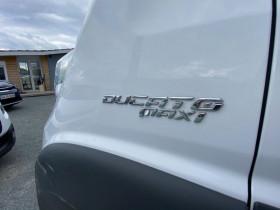 Fiat Ducato DUCATO DOUBLE CAB+BENNE JTD 130 CV NAV Blanc occasion à Biganos - photo n°13