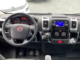 Fiat Ducato DUCATO DOUBLE CAB+BENNE JTD 130 CV NAV Blanc occasion à Biganos - photo n°2