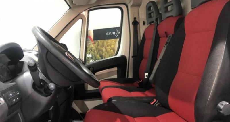Fiat Ducato FOURGON TOLE 3.3 L H2 2.3 MJT 130 PACK PROFESSIONAL Blanc occasion à CHATILLON-SUR-SEINE - photo n°6