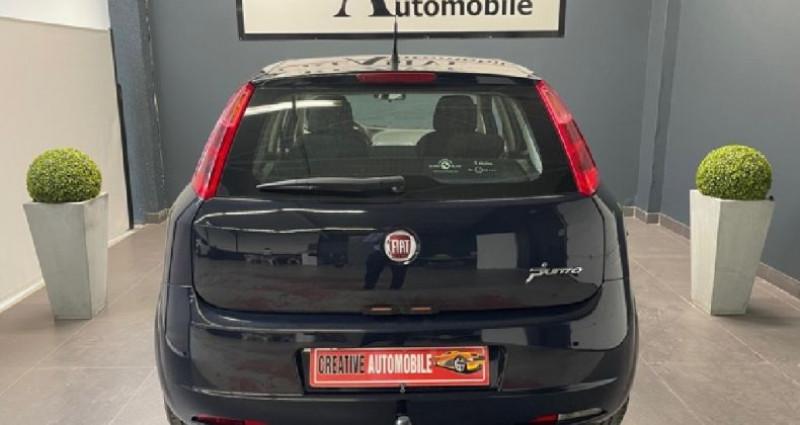 Fiat Grande Punto 1.3 Multijet 75 CV Dynamic Bleu occasion à COURNON D'AUVERGNE - photo n°4